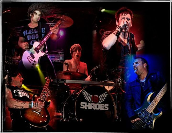 18 Shades Tour Dates