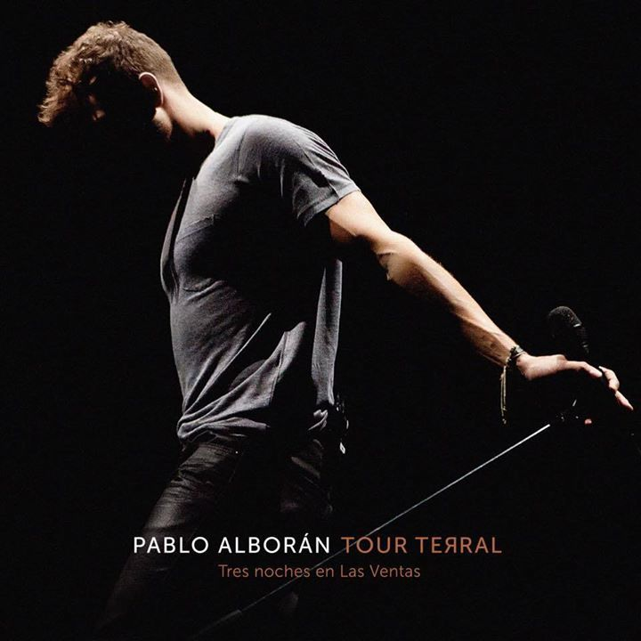 Pablo Alborán Tour Dates