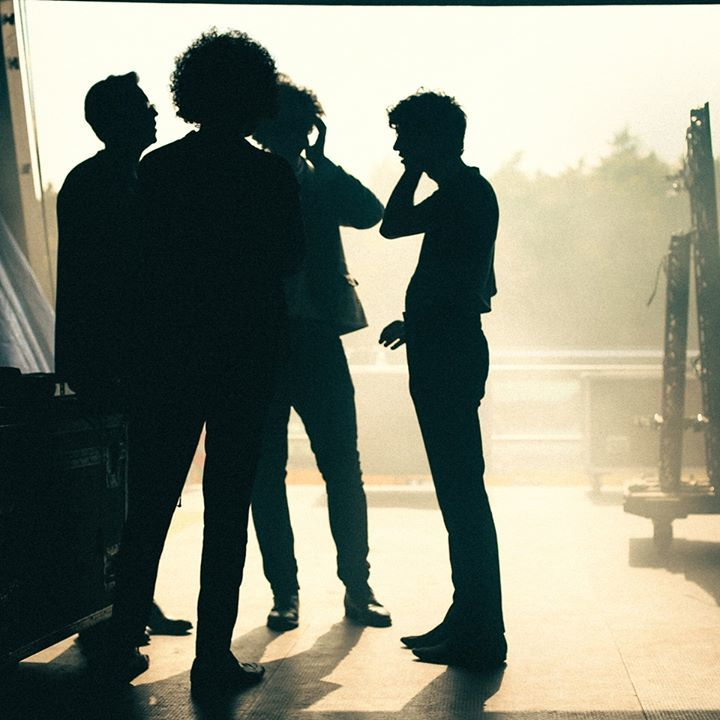 The Kooks @ Murray Sports Complex  - Townsville, Australia