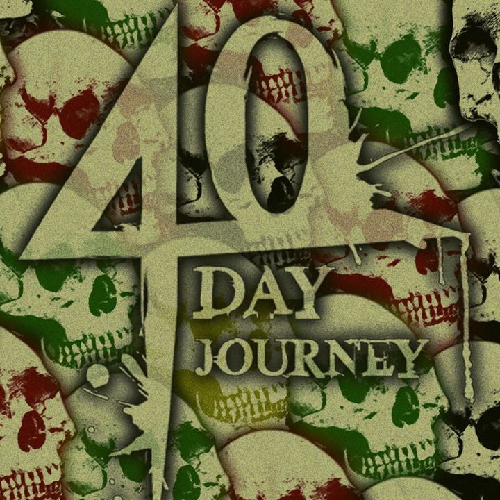 40 Day Journey Tour Dates