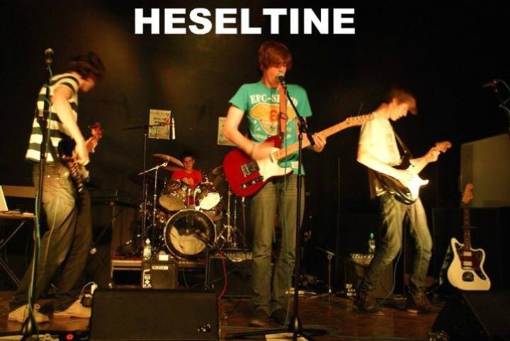 Heseltine Tour Dates