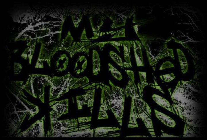 My Bloodshed Kills Tour Dates