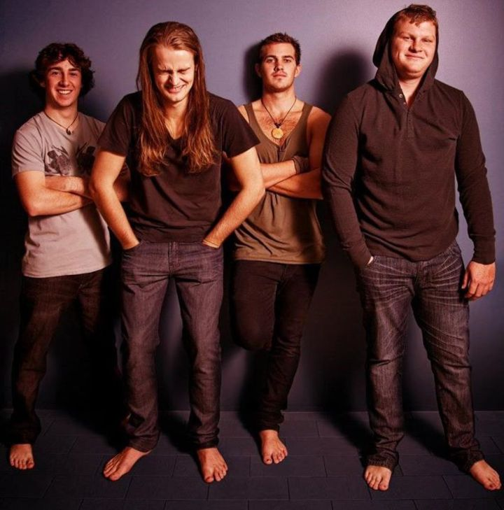 Bowen and The Lucky Dutchmen Tour Dates