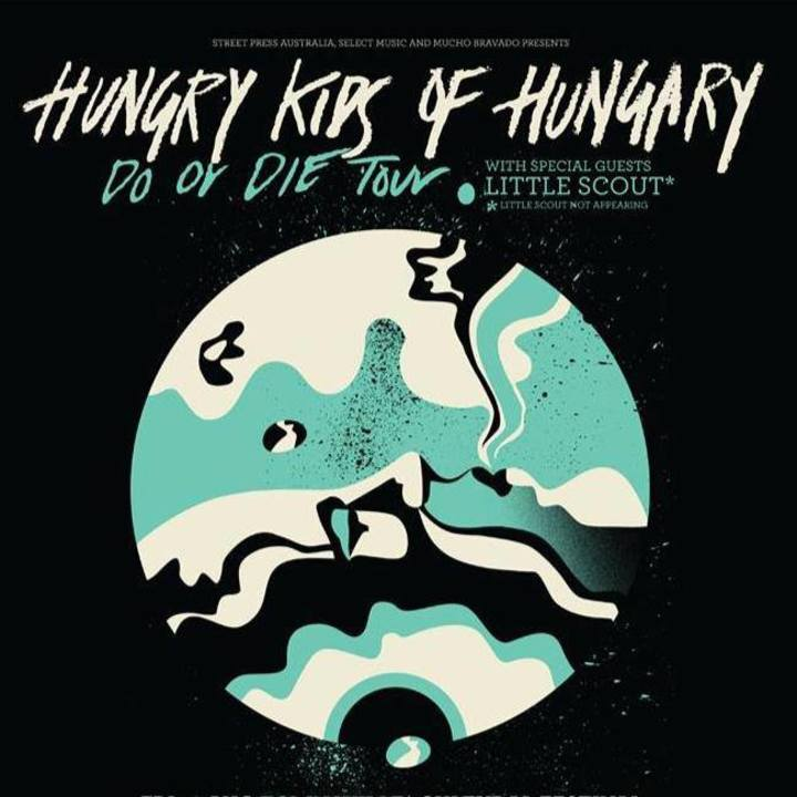 Hungry Kids of Hungary Tour Dates