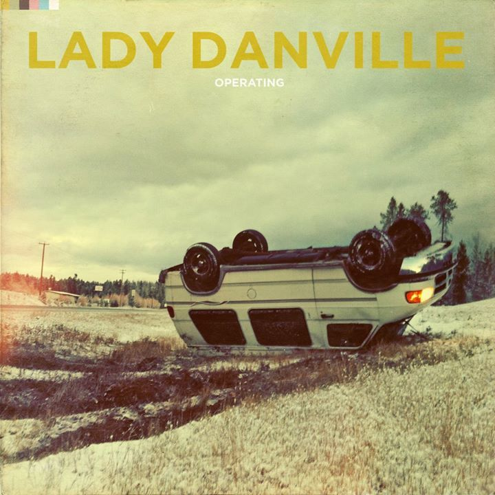 Lady Danville Tour Dates