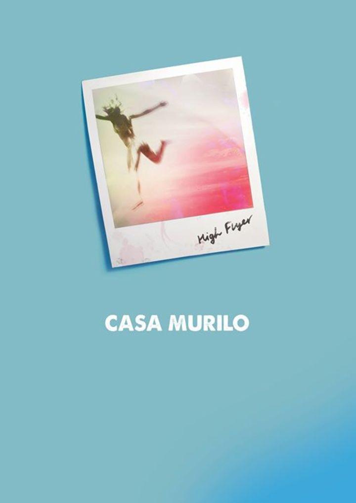 Casa Murilo Tour Dates