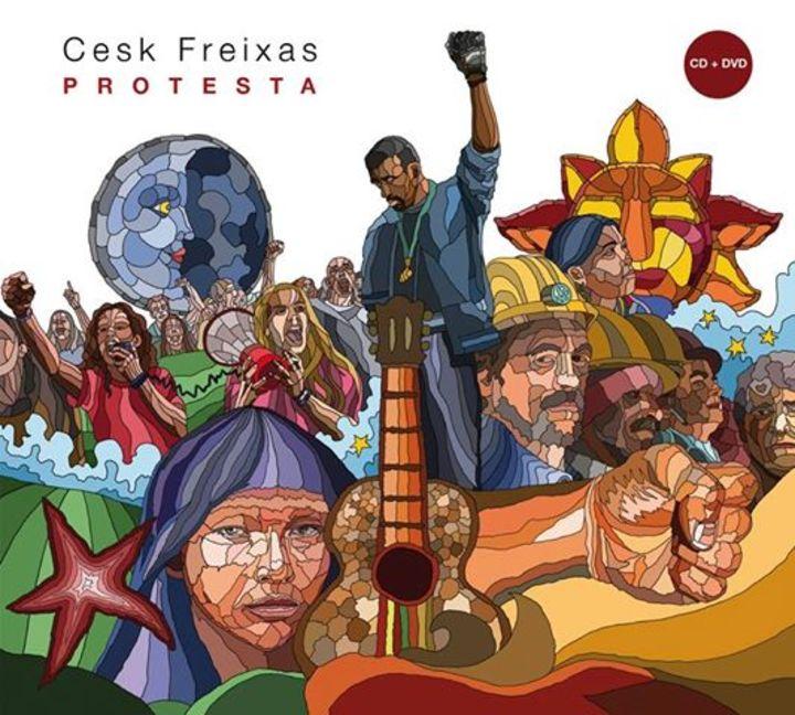 Cesk Freixas Tour Dates