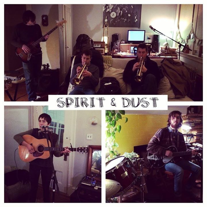 Spirit and Dust Tour Dates