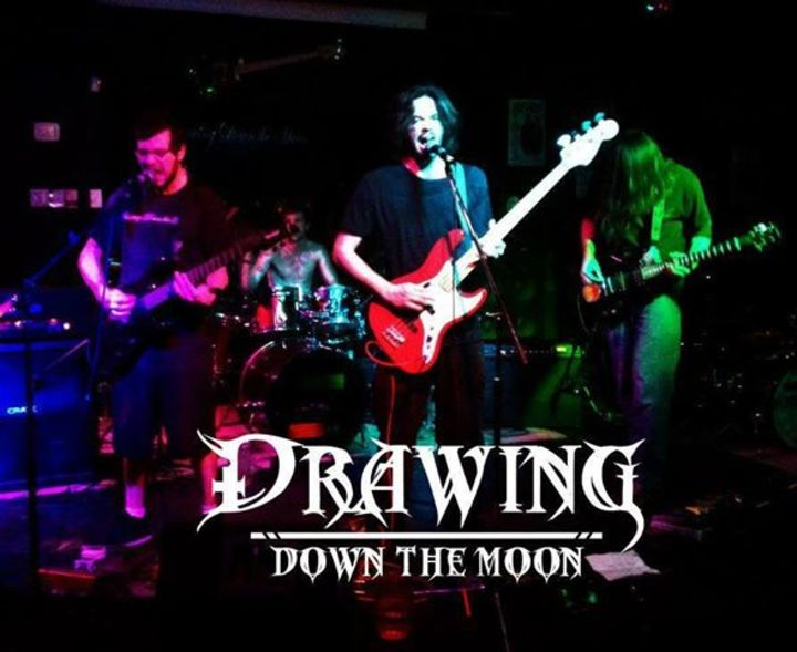 Drawing Down the Moon Tour Dates