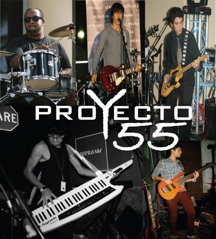 Proyecto 55 Tour Dates