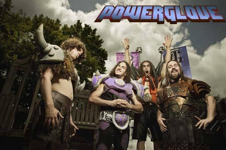 Powerglove Tour Dates