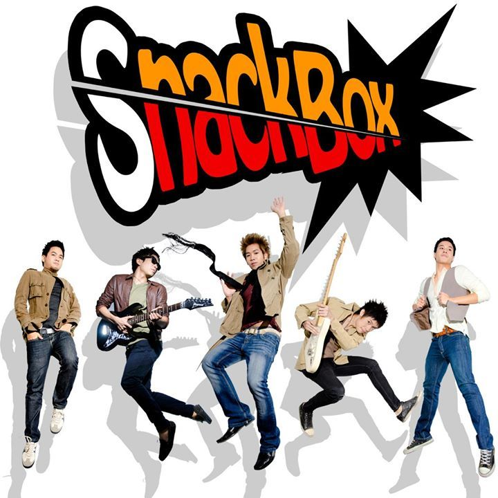 SnackBox Tour Dates