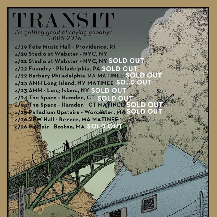 Transit Tour Dates