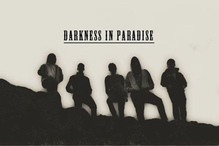 Darkness In Paradise Tour Dates