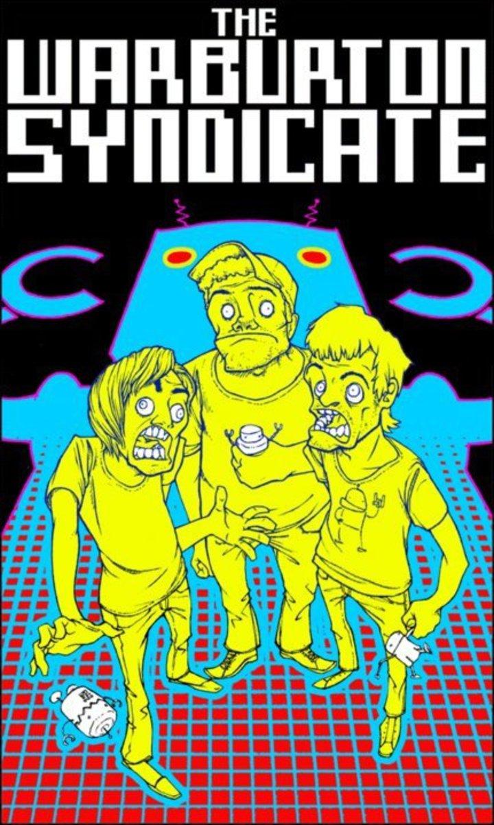 The Warburton Syndicate Tour Dates