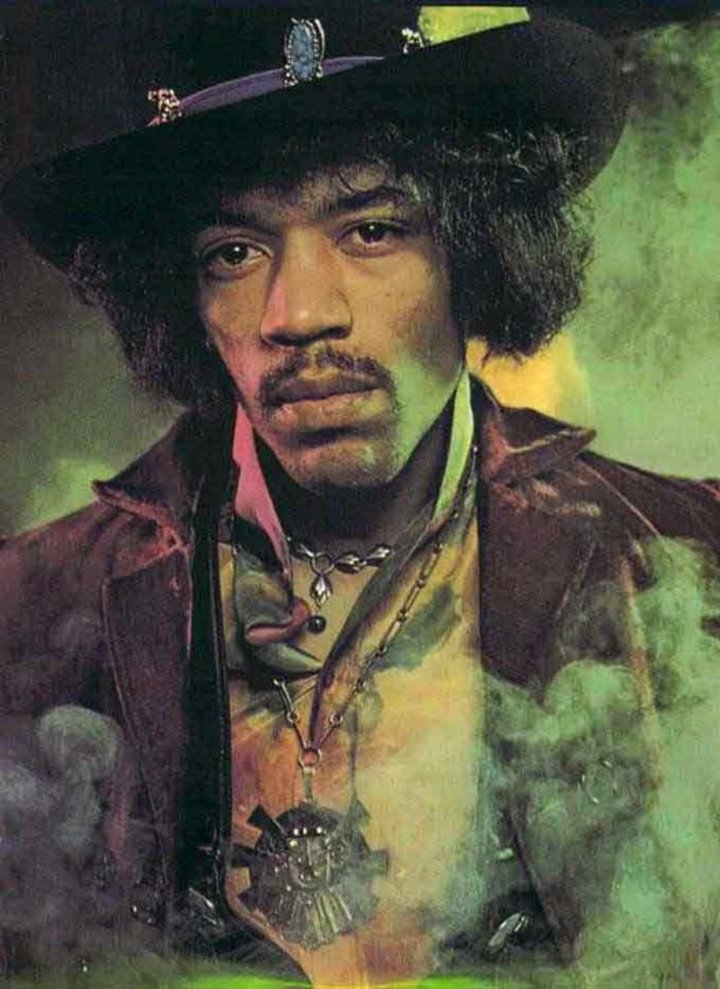 Jimi Hendrix Tour Dates