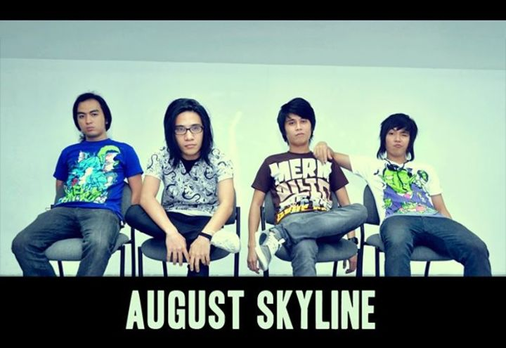 August Skyline Tour Dates