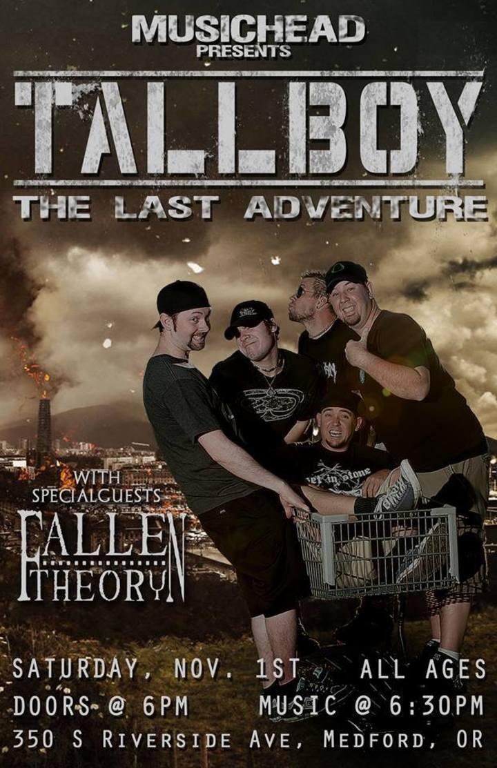 TallBoy Tour Dates