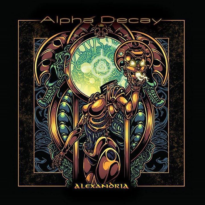 Alpha Decay Tour Dates