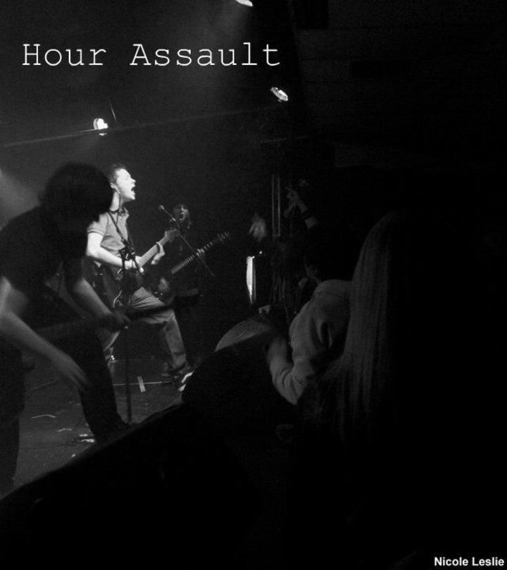 Hour Assault Tour Dates