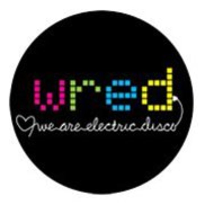 *WRED* we are electric disco Tour Dates