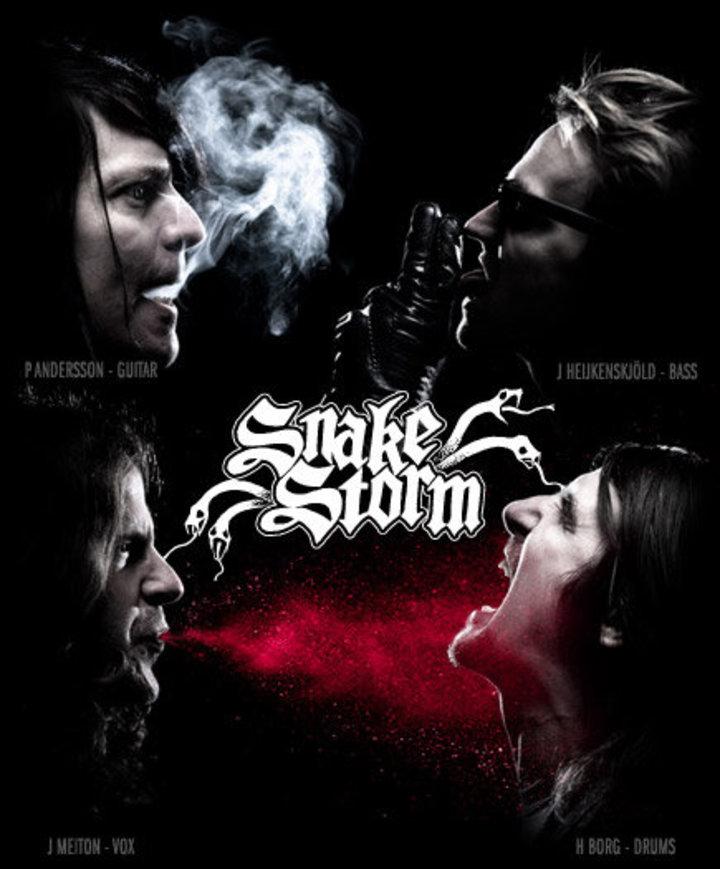Snakestorm Tour Dates
