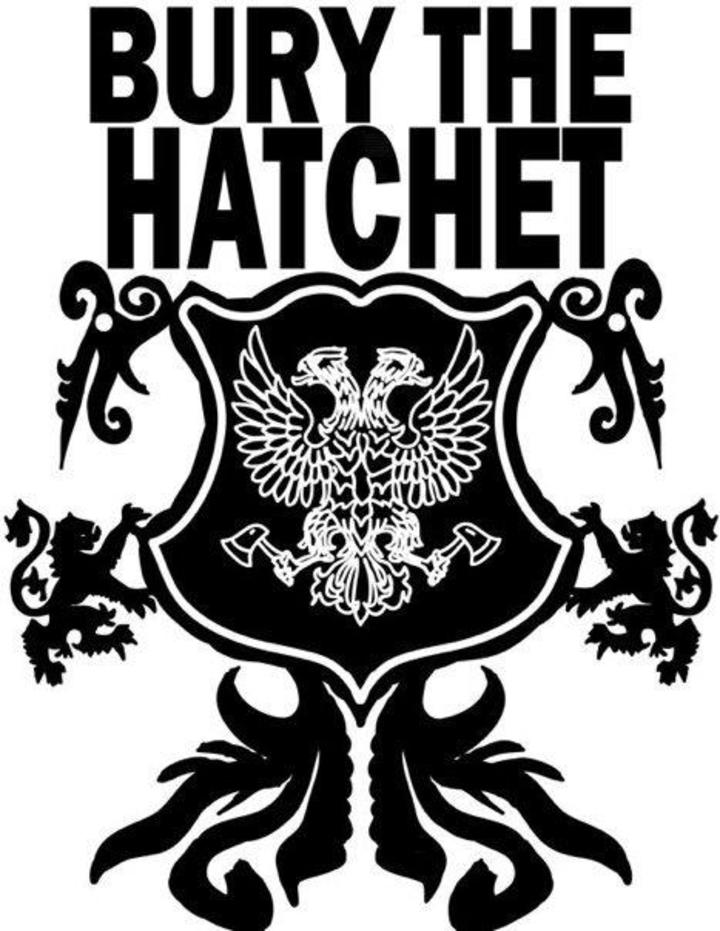 Bury the Hatchet Tour Dates