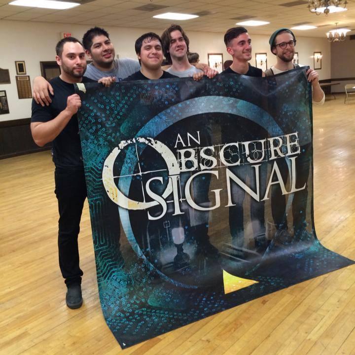 An Obscure Signal Tour Dates
