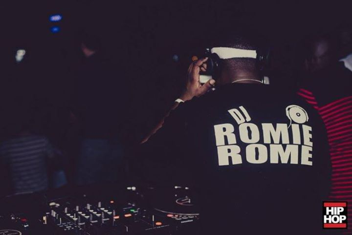 DJ Romie Rome Tour Dates