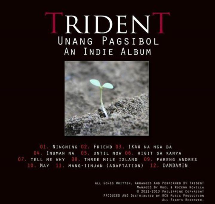 Trident Tour Dates