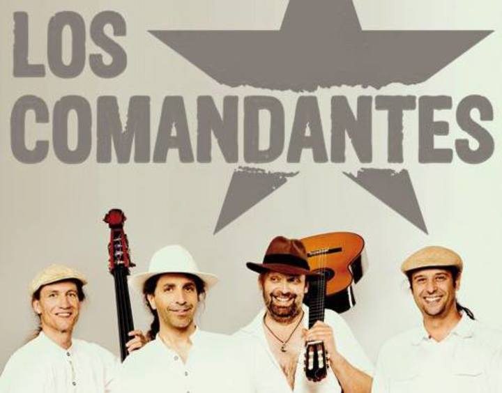 Los Comandantes Tour Dates