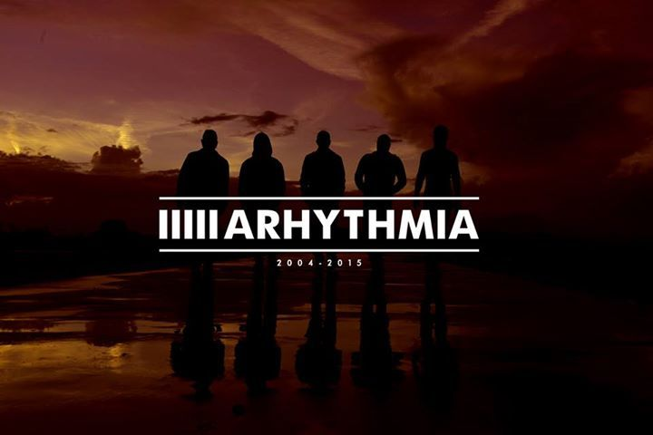 Arhythmia Tour Dates