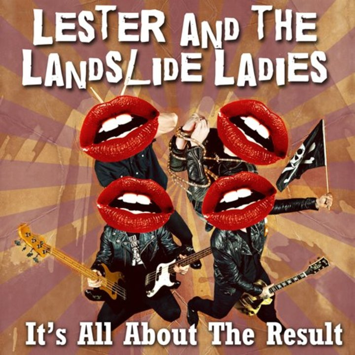 Lester and the Landslide Ladies Tour Dates