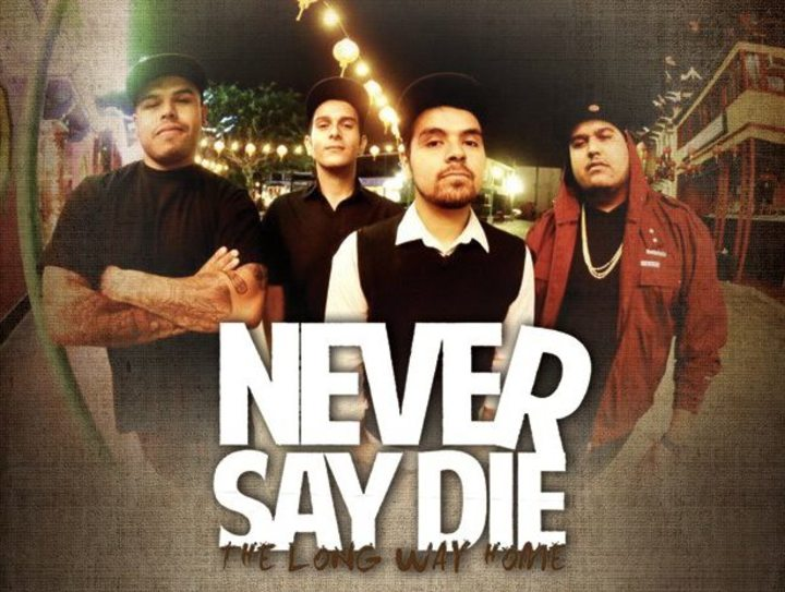 Never Say Die! Tour Dates