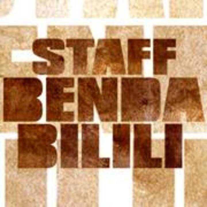 Staff Benda Bilili Tour Dates