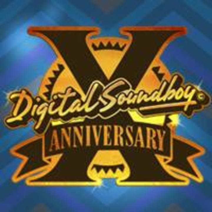 Digital Soundboy Tour Dates