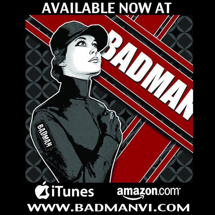 BADMAN! Tour Dates
