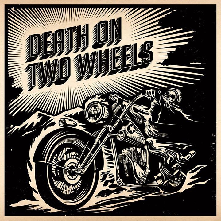 Death on Two Wheels Tour Dates
