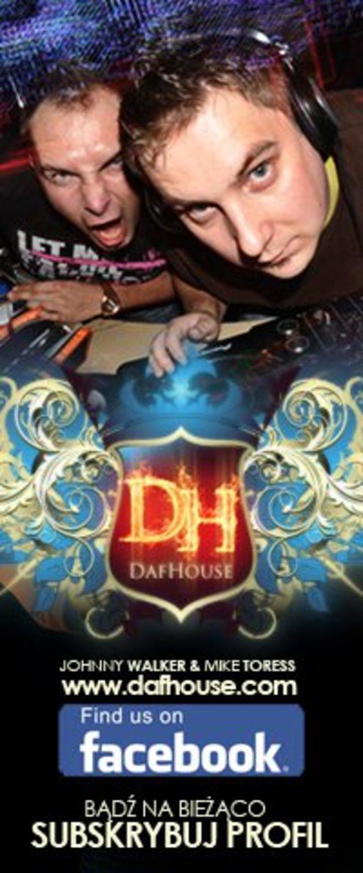 DafHouse Tour Dates