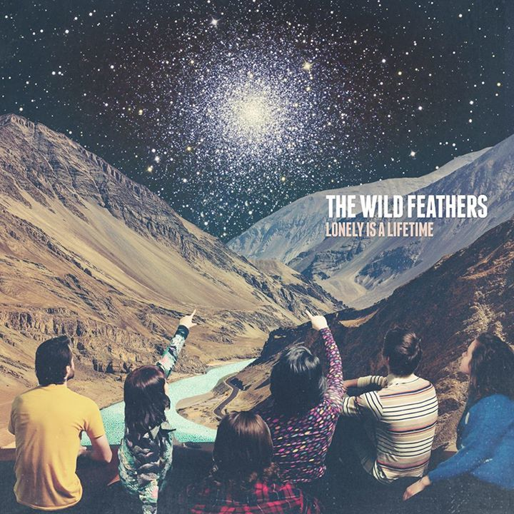 The Wild Feathers @ The Warfield - San Francisco, CA