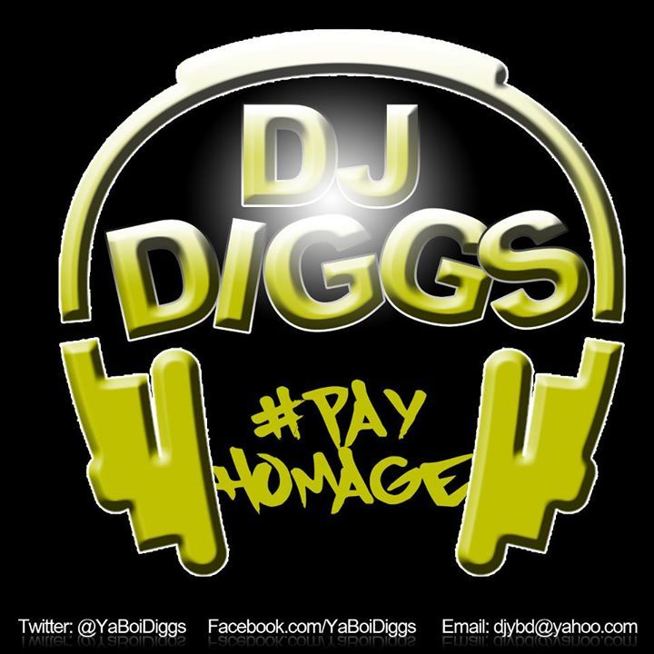 DJ Diggs Tour Dates