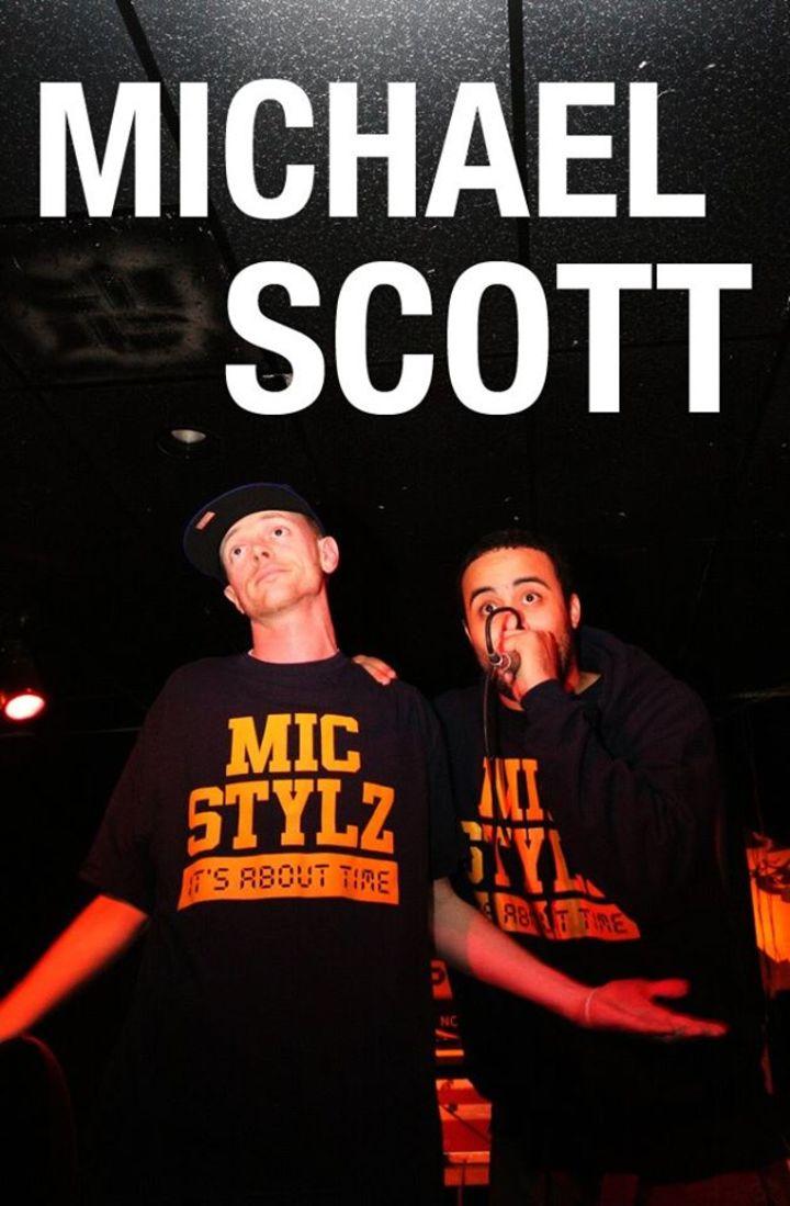 Michael Scott Tour Dates