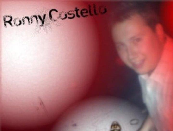 DJ Ronny Costello Tour Dates