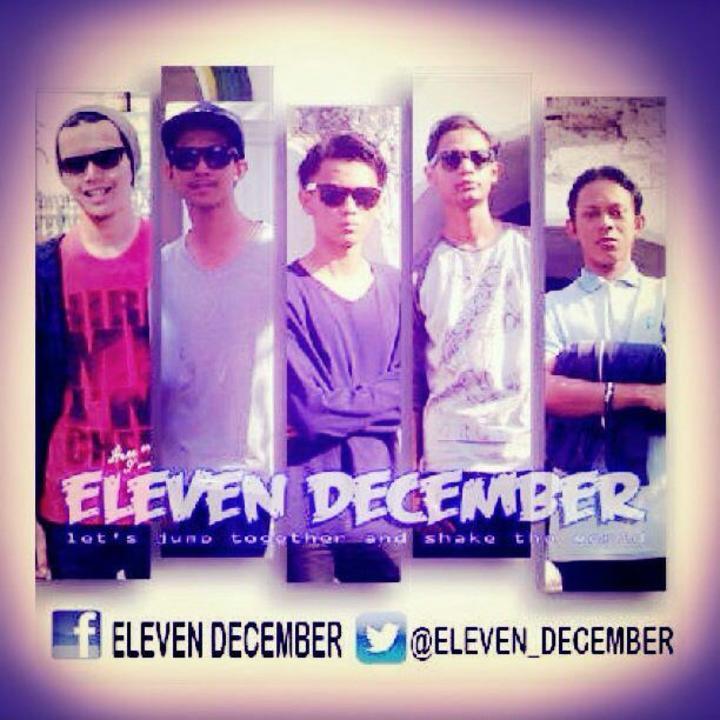 ELEVEN DECEMBER Tour Dates