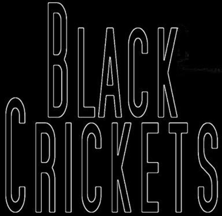 Black Crickets Tour Dates