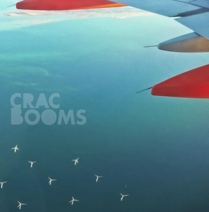 Cracbooms Tour Dates