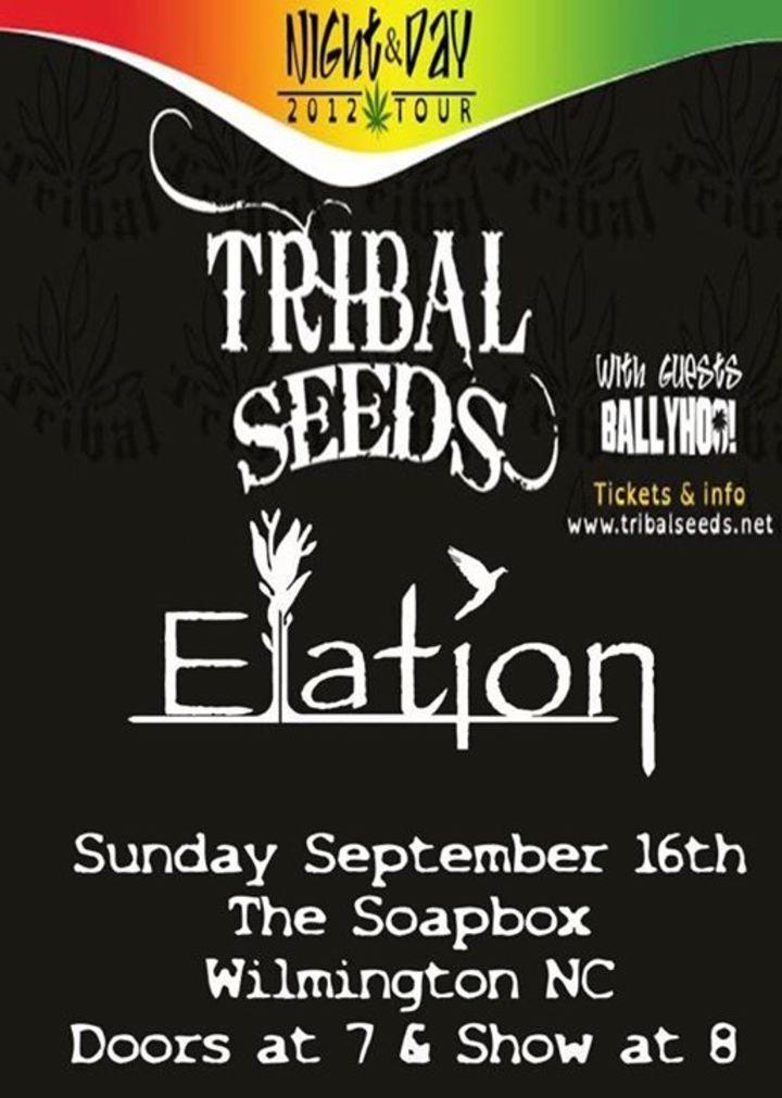 Elation Tour Dates