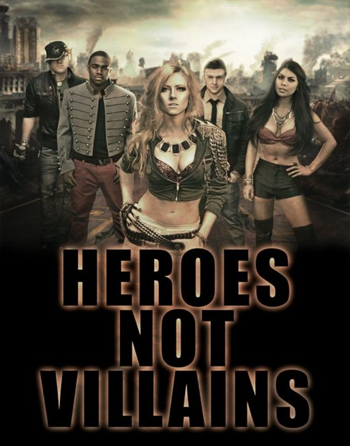 Heroes Not Villains Tour Dates