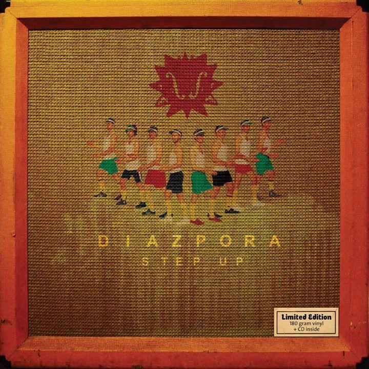 DIAZPORA Tour Dates