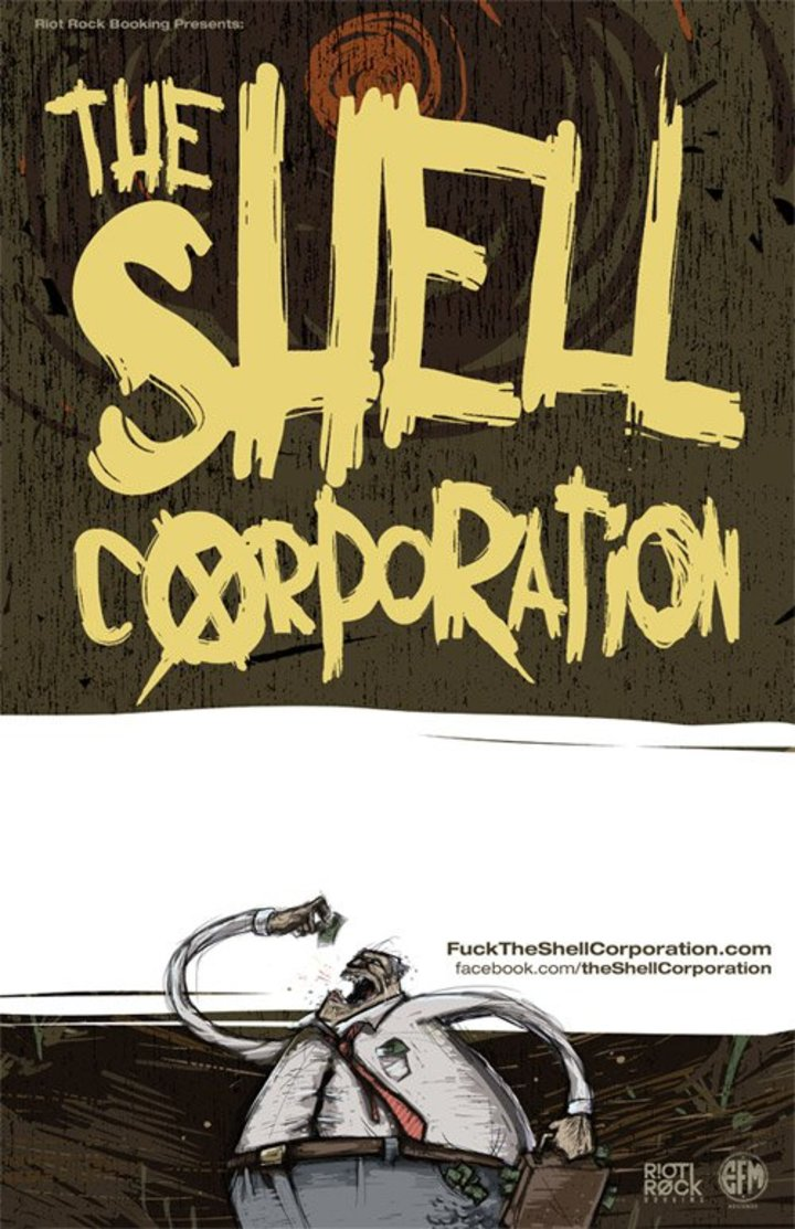 The Shell Corporation Tour Dates
